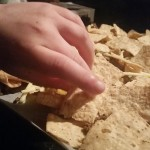 My new way of nachos a la pioneer woman blog…