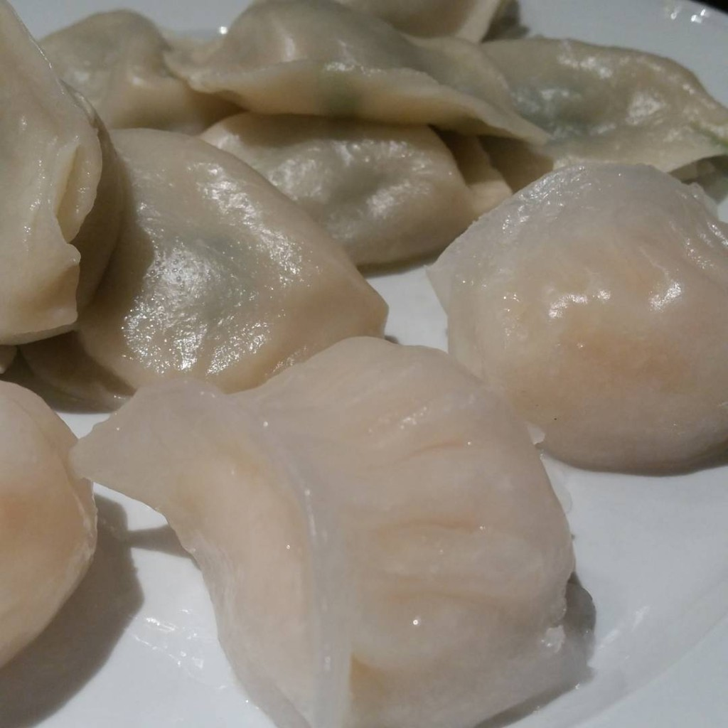 Thank goodness for emergency dumpling supplies in the freezer followinghellip