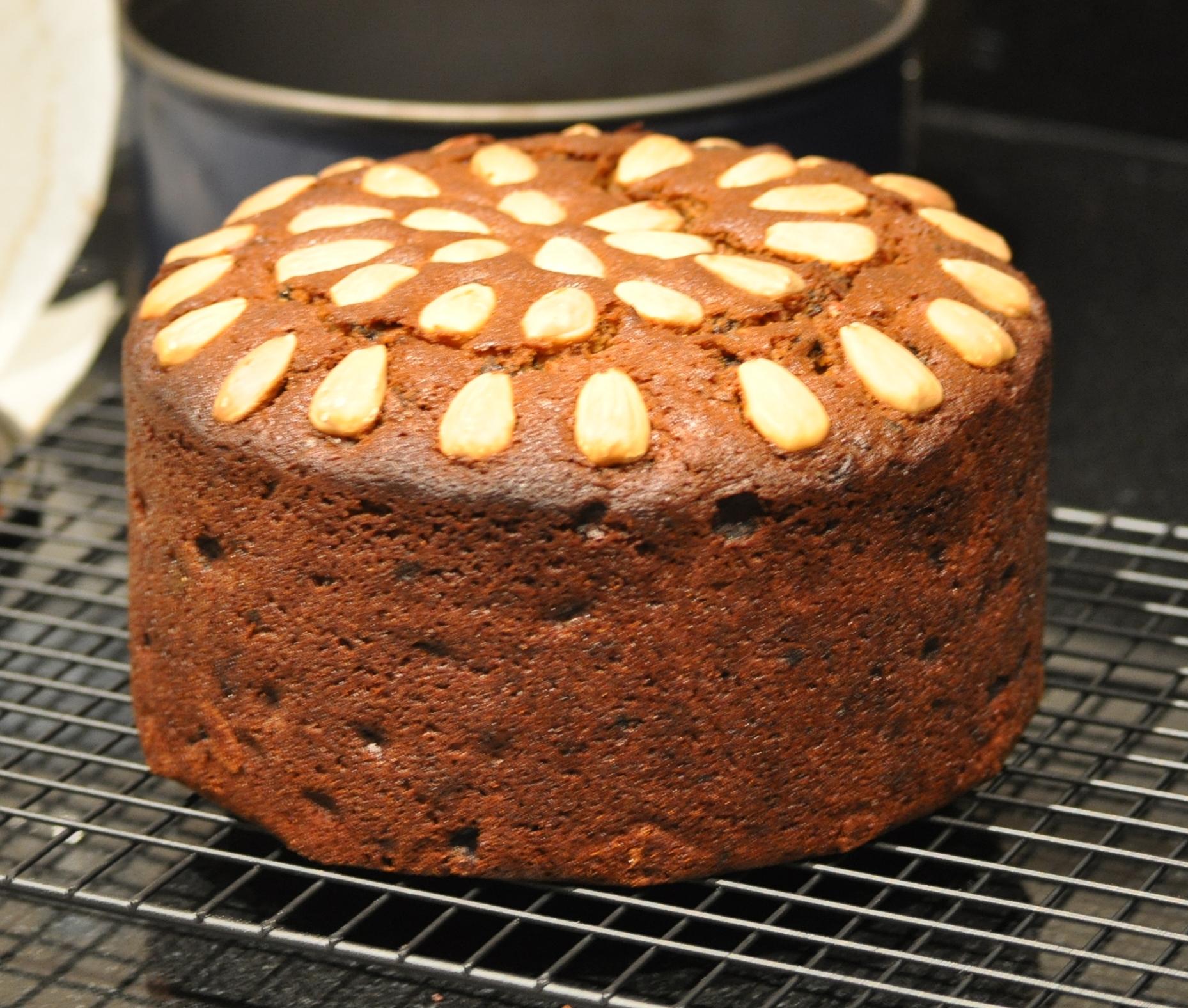 Margaret Fulton Christmas Cake