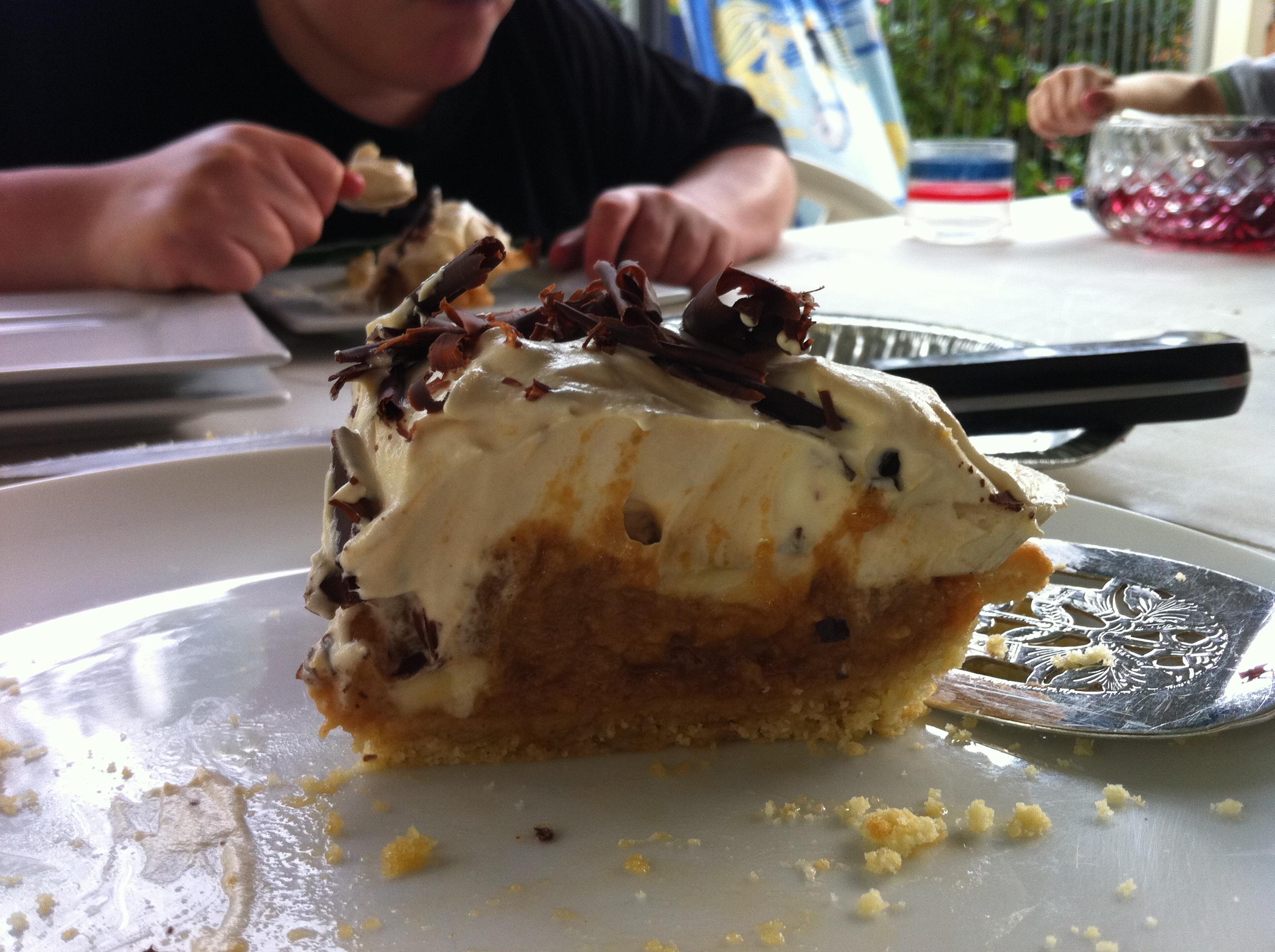 Fridge Cake Recipe Jamie Oliver: Jamie Oliver's 30-minute Meal Banoffee Pie