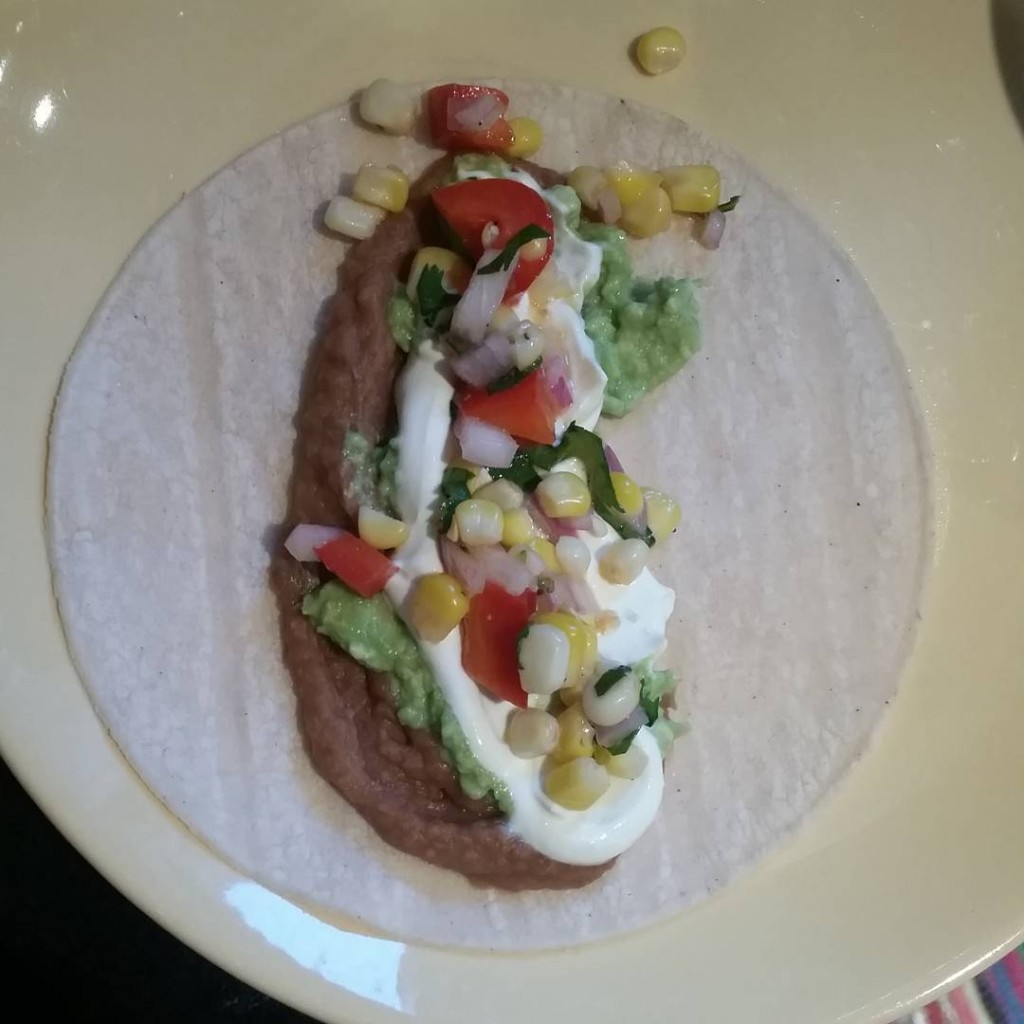 Technically its taco night but Ive settled on corn tortillashellip