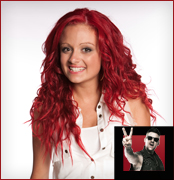 Sarah De Bono The Voice 2012 Team Joel