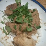 Second helpings Felixs of tonights offering beef rending made fromhellip