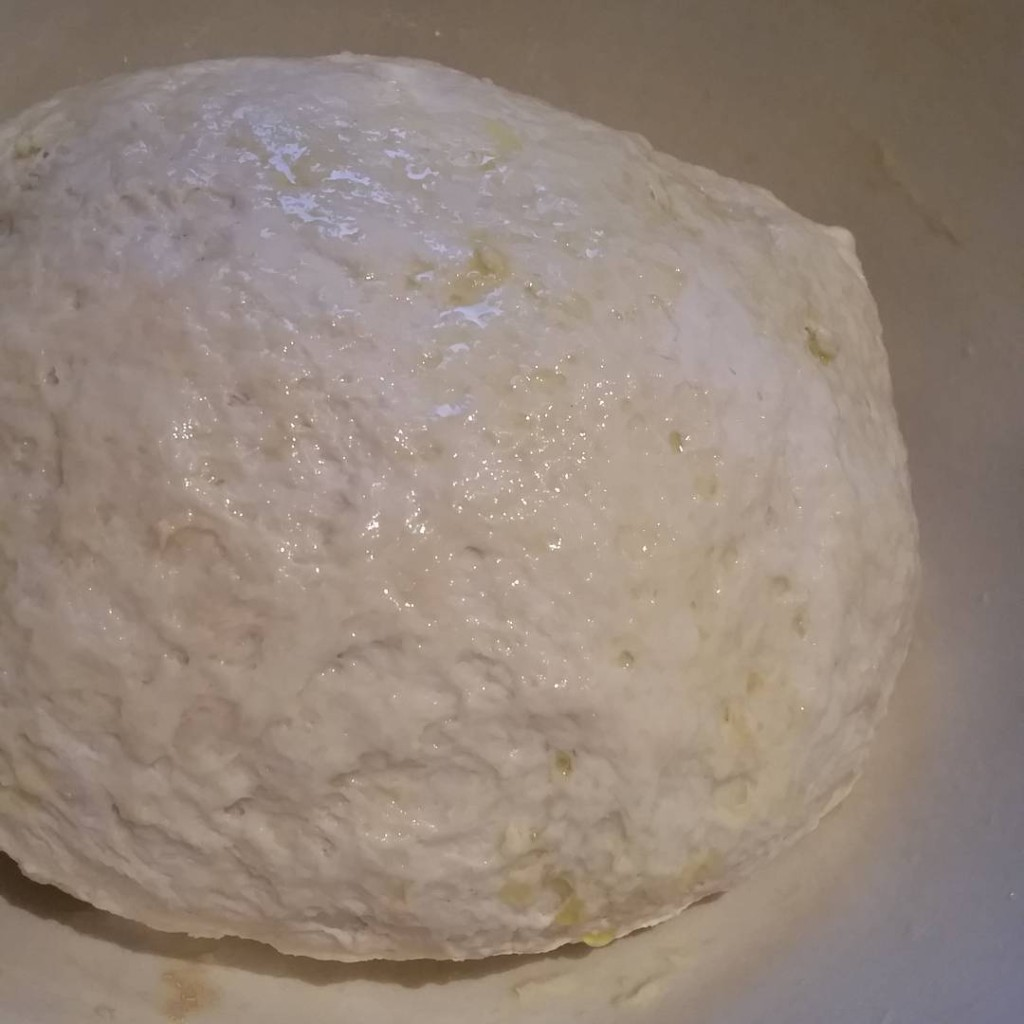 Pizza dough for everyfuckingnight