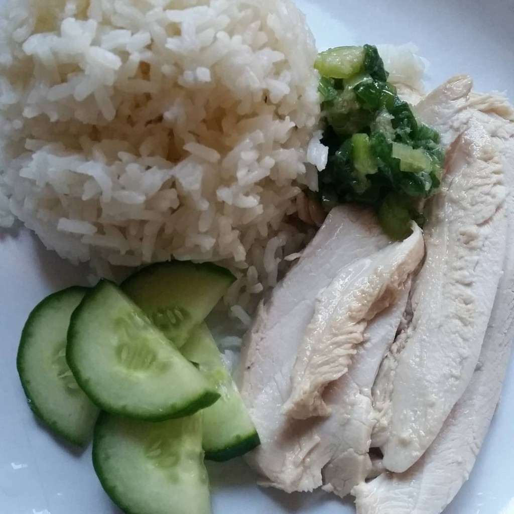 Hainan chicken for everyfuckingnight